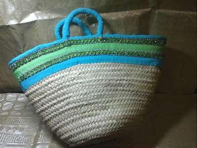 великолепную пляжную сумку Antonella Galasso