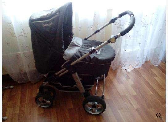 Детская коляска PREMAMAN TOP MARK 2 в 1 в Екатеринбурге фото 4