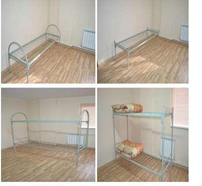 Продаю кровать в Калужской обл металлическая