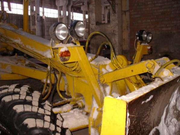 Автогрейдер ДЗ-122 б/у после предпродажной подготовки