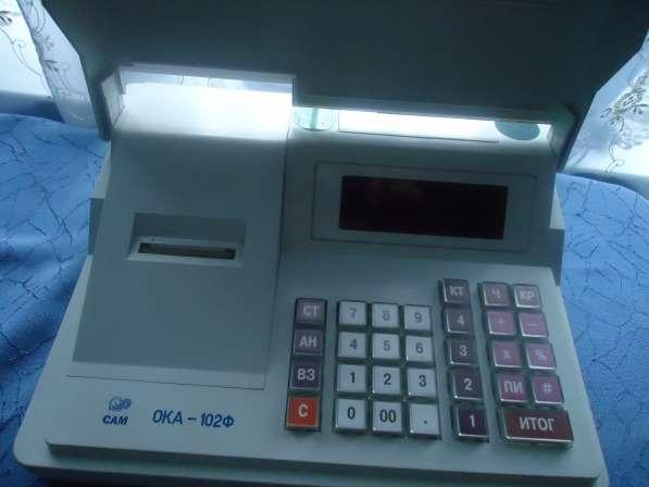 Продам кассовый аппарат ОКА 102Ф