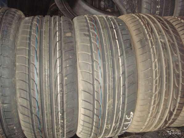 Новые Dunlop 225/40 R18 SP Sport Maxx