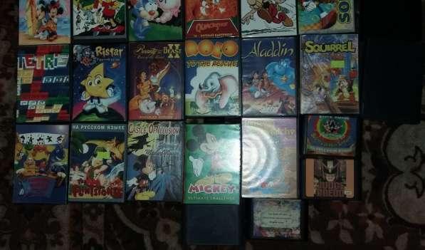 SEGA Mega Drive 2 -Игровая приставка +30 Картриджей в 1лоте! в Москве фото 7