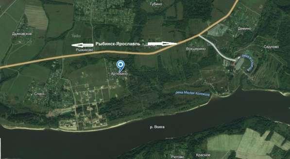 ИЖС, 10-20 сот. 15 км. от города. 500 м. Волга. Лес, грибы.