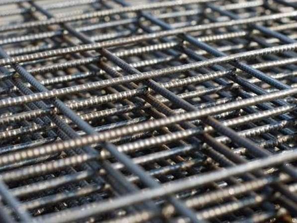 Сетка сварная армирующая 100х100х3 мм.Карта 1*3 м.