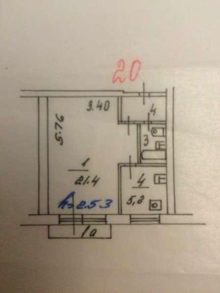 1 комнатная квартира пешком от метро