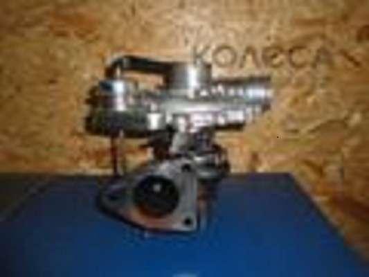 Продам турбину на Хайлюкс 2,5 -тип двигателя 2-kdft,оригинал