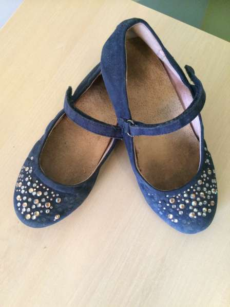 Синие туфли kotofey 31