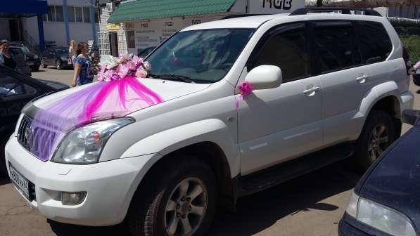 Аренда авто на свадьбу,мероприятия,встреча VIP-Тойота ЛК 120