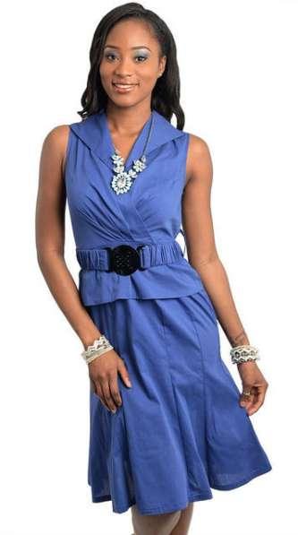 Модные летние платья оптом из Америки по низким ценам