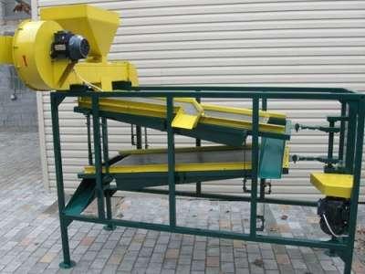 Зерноочистительная машина ЗОК-2000