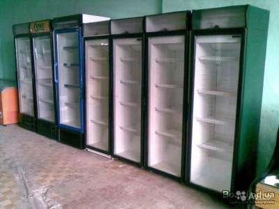 торговое оборудование Холодильники БУ №128