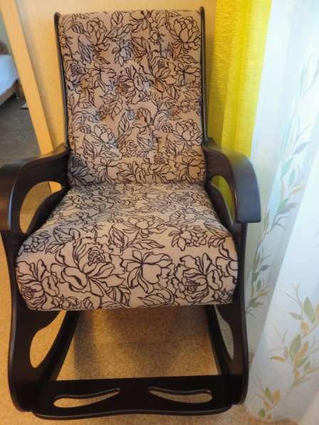 Кресло-качалка в Ангарске
