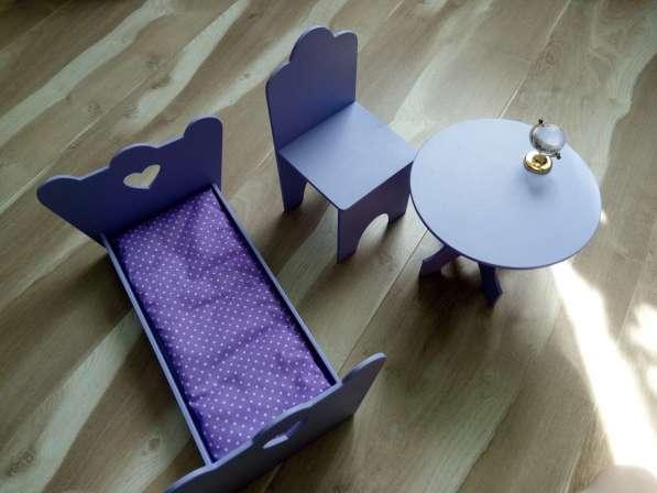 Мебель для куклы бэби бон