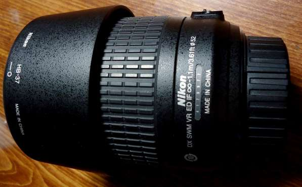 Продаю объектив Nikon DX AF-S Nikkor 55-200mm 14-5.6G ED VR в Самаре фото 9