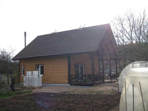 Каркасные дома по шведской технологии