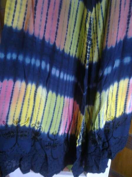 Платье расклешённое новое 50 (XL) в фото 3