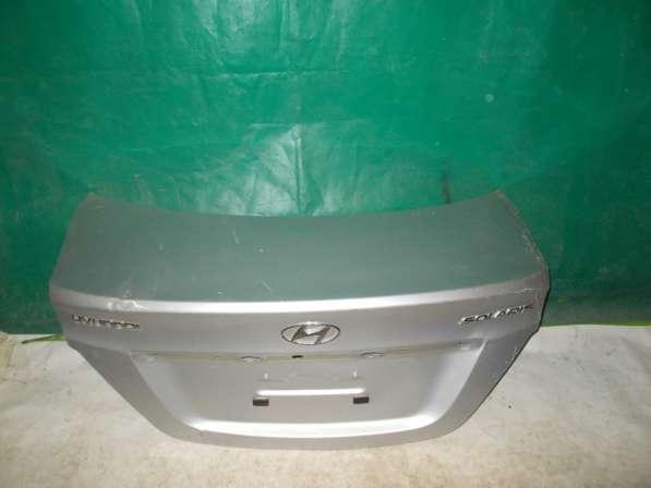 Hyundai Solaris Крышка Багажника б/у оригинал