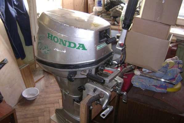 Мотор HONDA-8 в Санкт-Петербурге фото 3