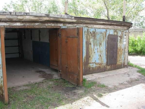 Продам капитальный гараж на Циолковского