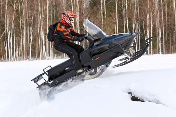 Обучение снегоход