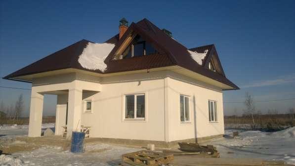 Дом в Большой Бремболе ж/п 140м2 на 15 сотках