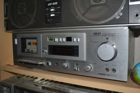 Akai GX-M10 deck