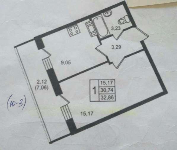 Продаю однокомнатную квартиру в Санкт-Петербурге фото 4