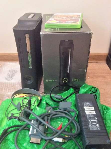 Xbox 360 Elite, 120 гб
