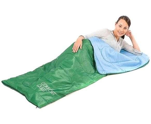 Спальный мешок размер 180х75см Bestway