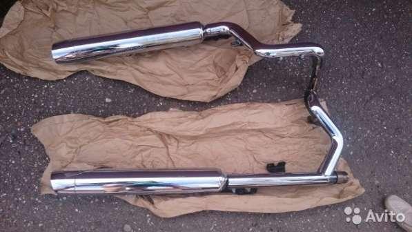 Стоковый глушитель Harley Davidson Softail