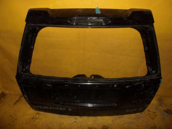 Крышка багажника Land Rover Freelander 2