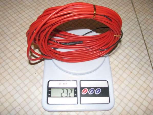 ✔ ✔ ✔Нагреватель для инкубатора карбоновый кабель в силиконе в Астрахани фото 3