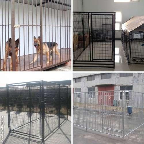 Вольеры для животных с доставкой по области