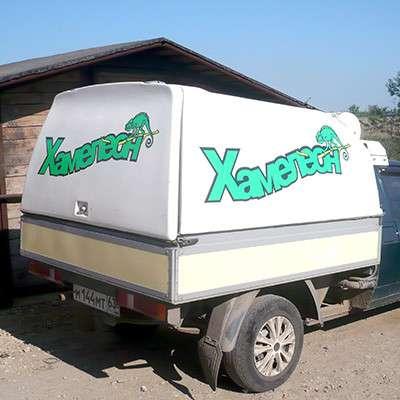 Оклейка легковых автомобилей, пикапов в Тольятти фото 5