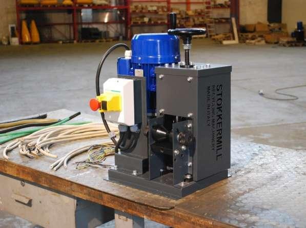 Стриппер для разделки ПВХ кабеля от 1 до 60 мм в наличии