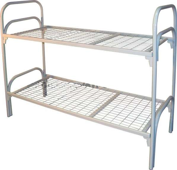 Металлические кровати для лагерей, рабочих, хостелов в Краснодаре