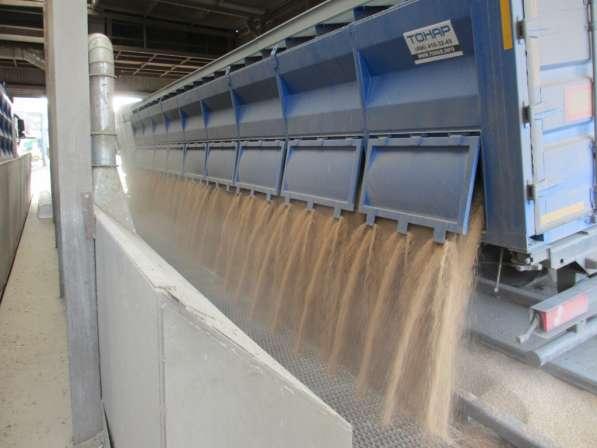 Зерновоз Тонар 9385-038 с боковой выгрузкой