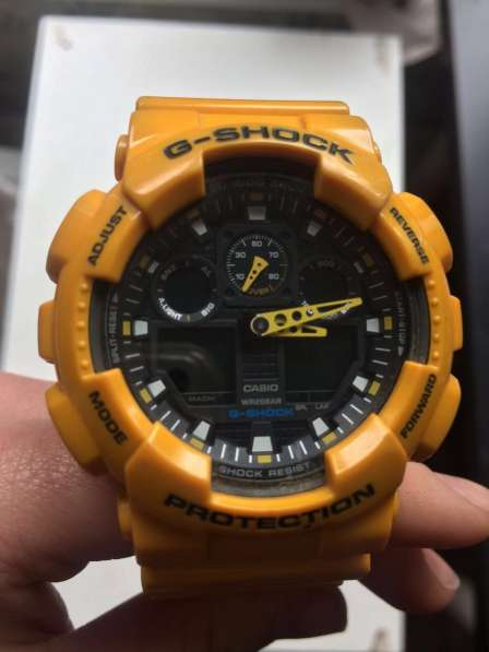 Часы Casio G-Shock Protection Модуль 5081