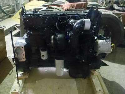 двигатель Cummins M11-C380
