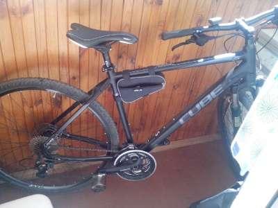 велосипед Cube cross 2015