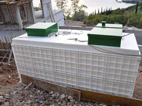 Септики от производителя. Автономная канализация Евробион в Сургуте фото 11