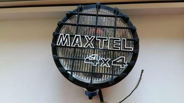 Дополнительные фары maxtel