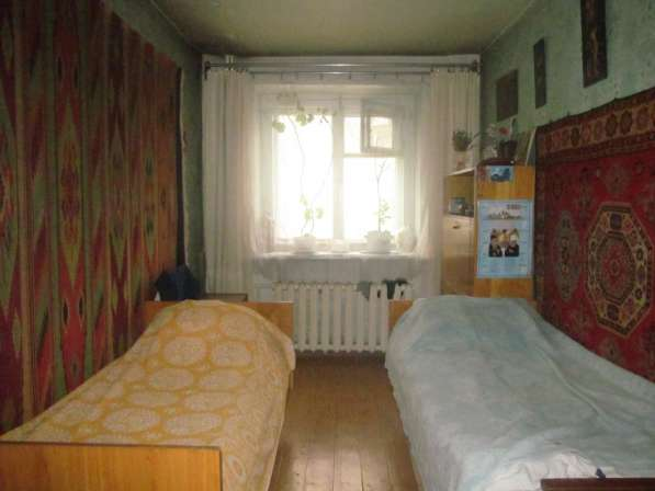 Трехкомнатная квартира в 18 квартале в Улан-Удэ фото 3