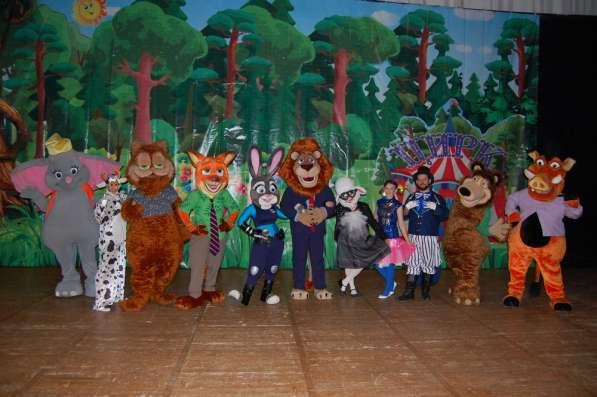 Детские праздники, контактный зоопарк(выездной),аниматоры в Краснодаре фото 5