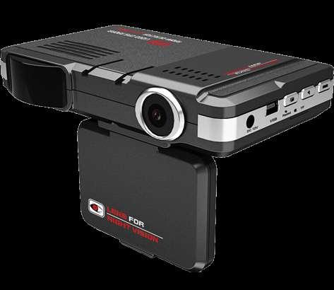 Уникальный видеорегистратор-антирадар Cardinal 5 в 1