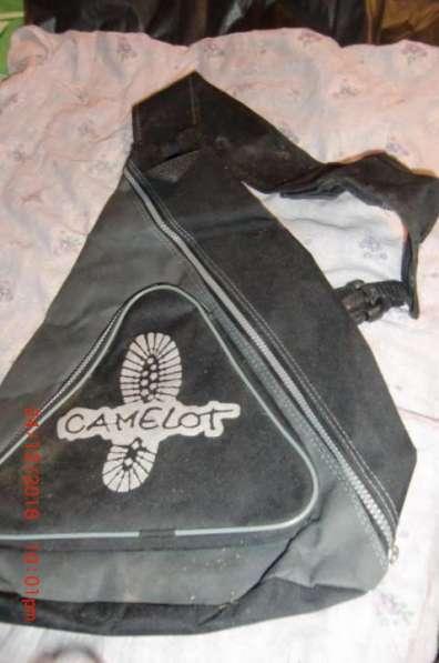 Ранец Камелот для школы и спорта