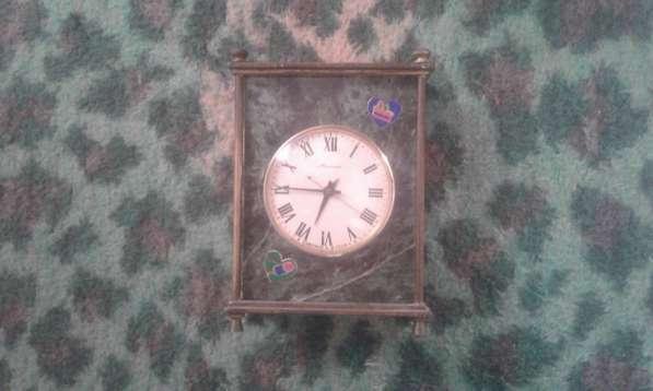 Часы советские настольные 63года