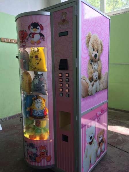 Аппарат по продаже игрушек в Москве фото 7