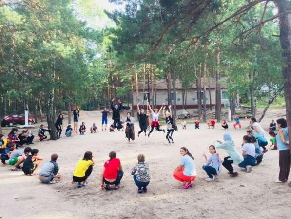 Зеренда детский лагерь в фото 5